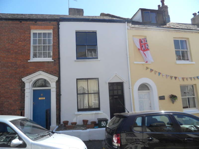 2 Bedrooms Terraced House for sale in Bicton Street, Exmouth