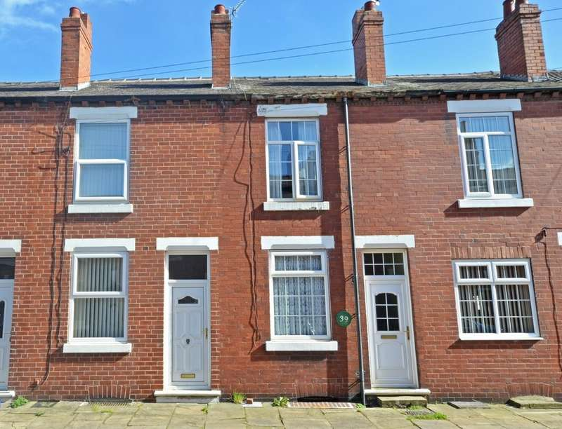2 Bedrooms Terraced House for sale in Whitehall Street, Wakefield