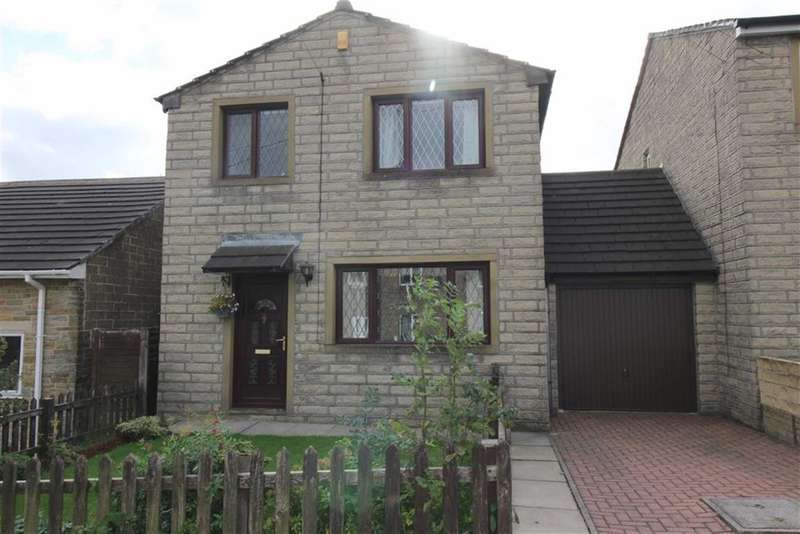 3 Bedrooms Property for sale in Ryefield Road, Golcar, Huddersfield