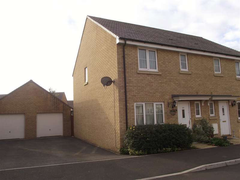 3 Bedrooms Property for sale in Dakota Drive, Calne
