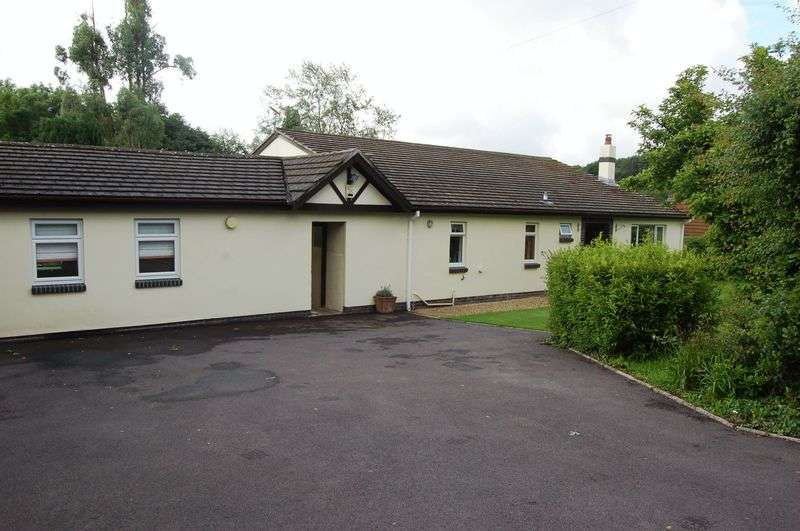 4 Bedrooms Detached Bungalow for sale in The Narth, Monmouth