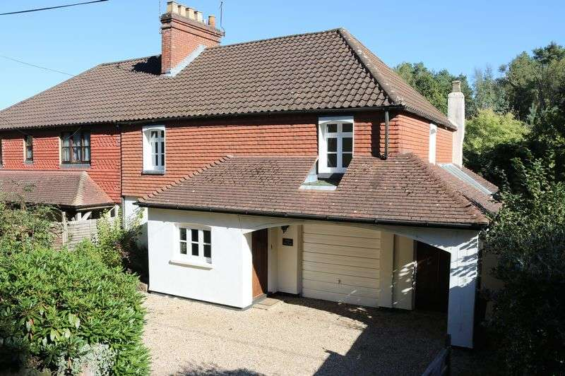 3 Bedrooms Semi Detached House for sale in Elstead