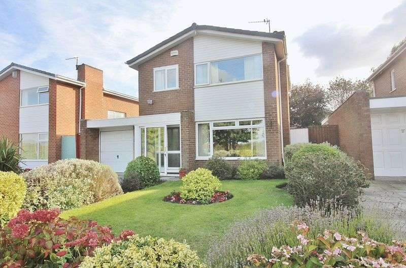3 Bedrooms Detached House for sale in Stratford Close, Ainsdale