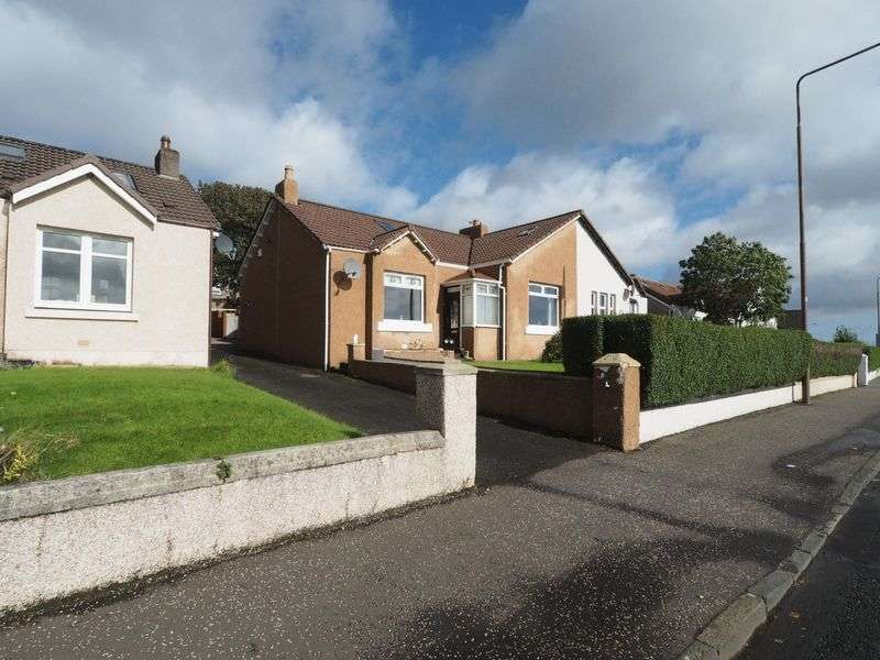 3 Bedrooms Semi Detached House for sale in 12 Maclean Terrace, Bathgate