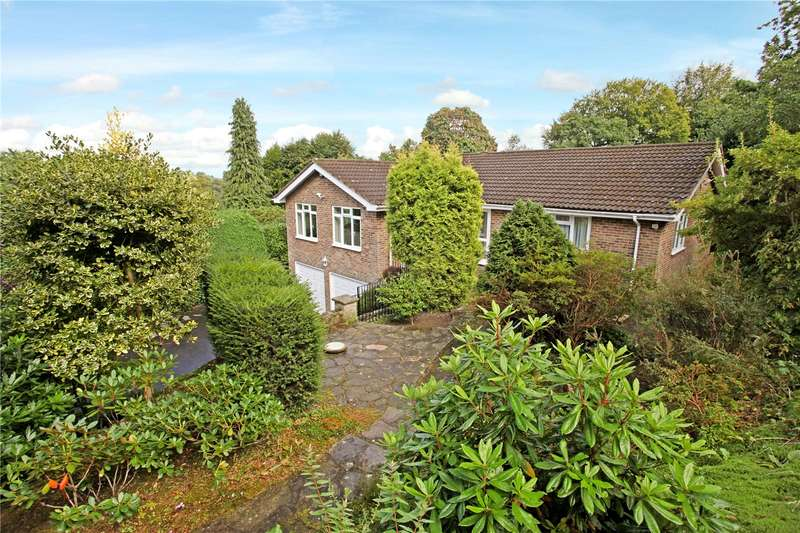 3 Bedrooms Detached House for sale in Petworth Road, Haslemere, Surrey, GU27