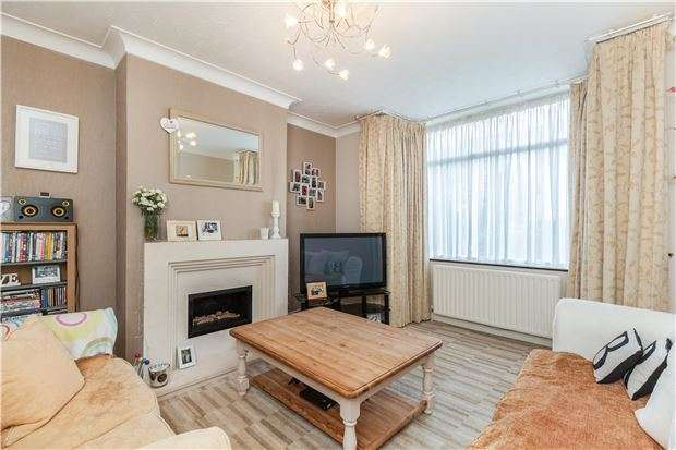 3 Bedrooms Terraced House for sale in Parkstone Avenue, Horfield, Bristol, BS7 0BY