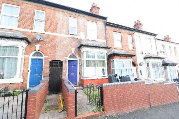 2 Bedrooms Terraced House for sale in Hamilton Road, Handsworth, B21