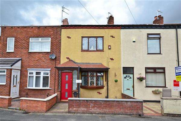 3 Bedrooms Terraced House for sale in Smith Lane, Hindley Green