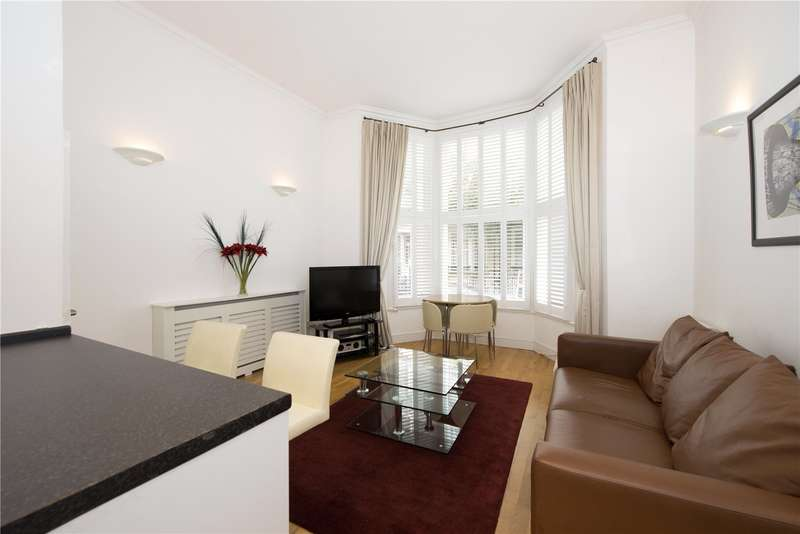 2 Bedrooms Flat for sale in Cheniston Gardens, London, W8