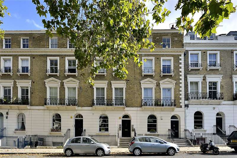 2 Bedrooms Flat for sale in Arundel Square, London, N7