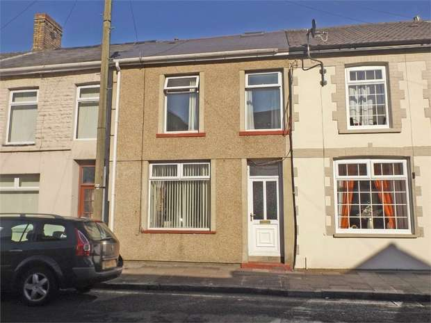 3 Bedrooms Terraced House for sale in Brook Street, Tonypandy, Mid Glamorgan