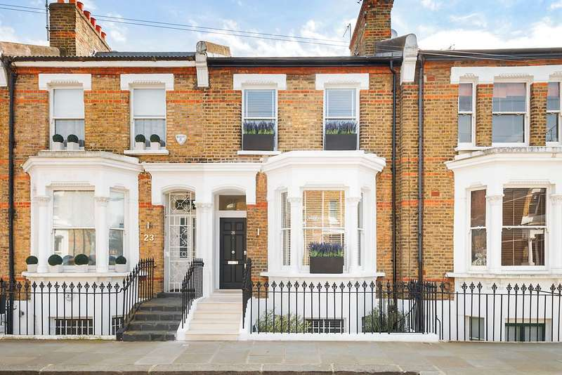 4 Bedrooms Terraced House for sale in Burnaby Street, London, SW10