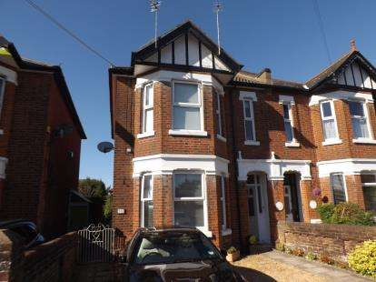 2 Bedrooms Maisonette Flat for sale in Upper Shirley, Southampton, Hampshire