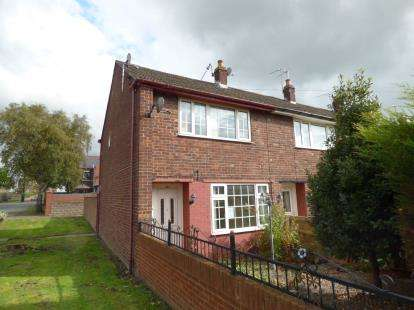 3 Bedrooms End Of Terrace House for sale in Castle Street, Flint, Flintshire, CH6