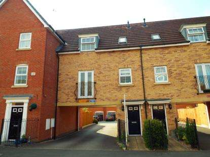 2 Bedrooms Terraced House for sale in Lingwell Park, Widnes, Cheshire, WA8