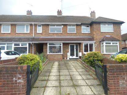 3 Bedrooms Terraced House for sale in Barston Close, Coventry, West Midlands