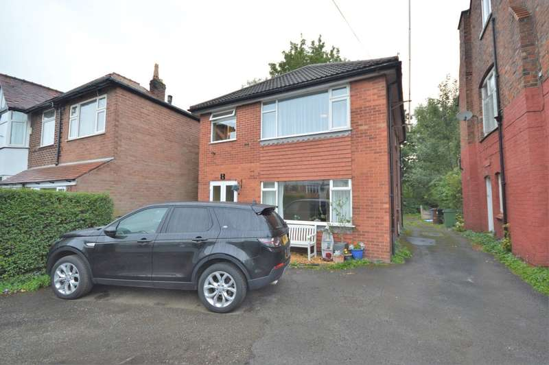 1 Bedroom Flat for sale in Albert Road, Cheadle Hulme