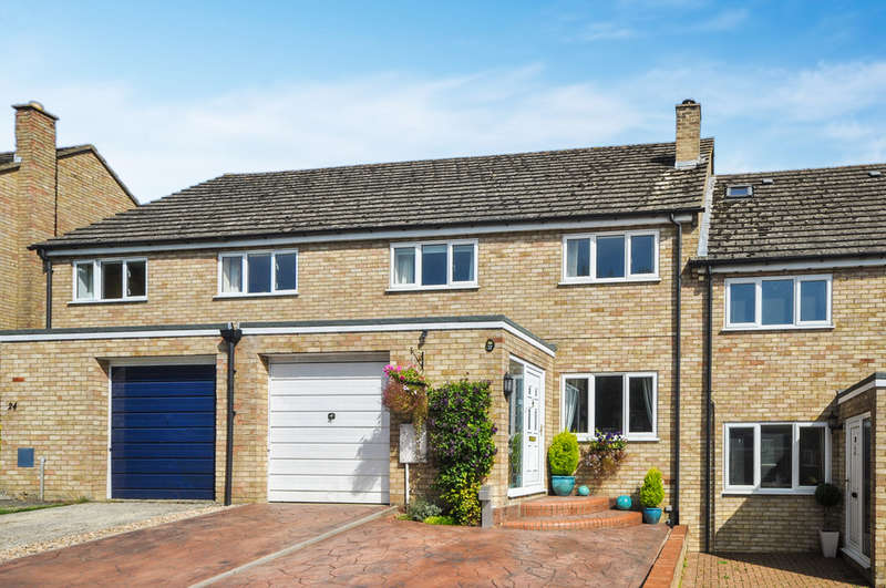 3 Bedrooms Detached House for sale in Middle Barton, Oxfordshire