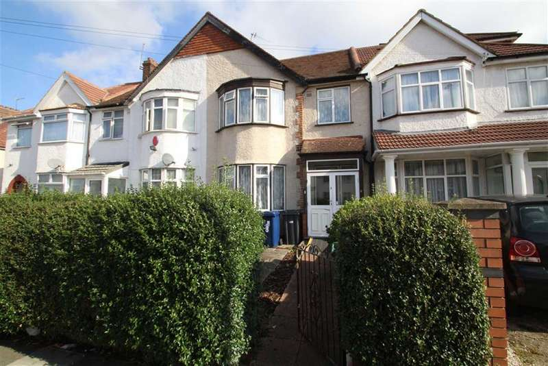 3 Bedrooms Property for sale in Cornwall Avenue, Southall, Middx