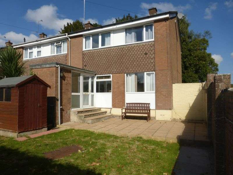 3 Bedrooms Terraced House for sale in Arundel Road, Yeovil