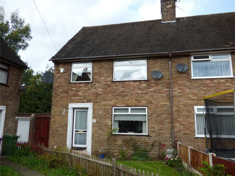 3 Bedrooms End Of Terrace House for sale in Woburn Close, Liverpool, Merseyside, L13
