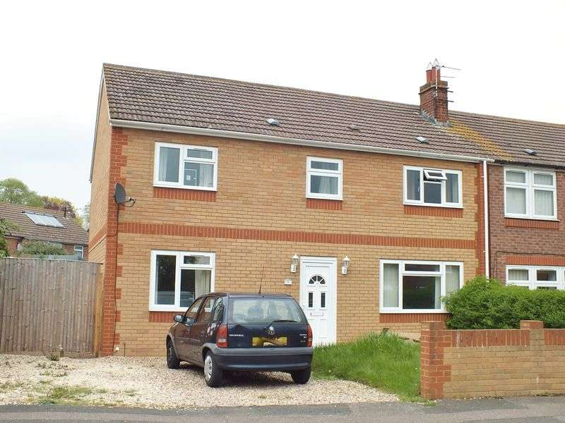 5 Bedrooms Semi Detached House for sale in Queens Avenue, Kidlington