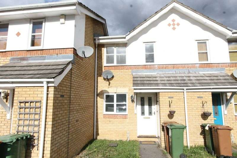 2 Bedrooms Terraced House for sale in Aldrich Gardens, Sutton