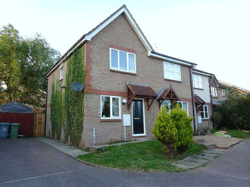 2 Bedrooms Terraced House for sale in Judges Gardens, Drayton, Norwich