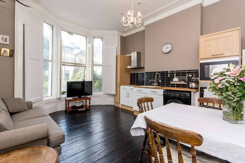 2 Bedrooms Flat for sale in Stowe Road, Shepherd's Bush, W12