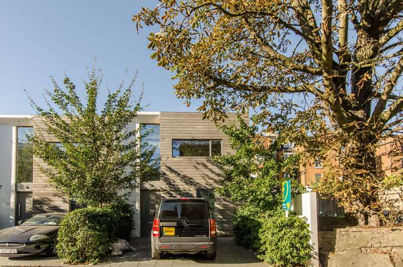 2 Bedrooms House for sale in Mill Lane, West Hampstead, NW6
