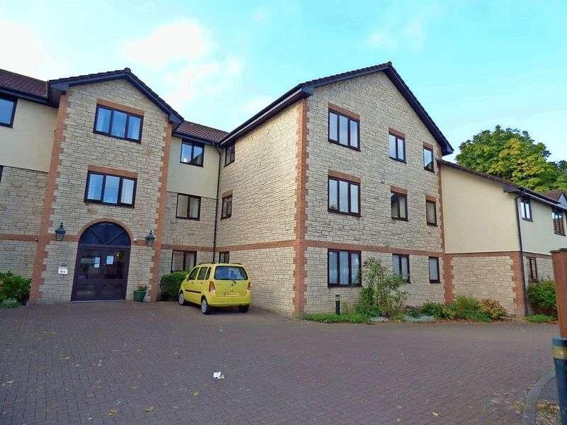 2 Bedrooms Retirement Property for sale in Ebden Lodge, BS22 6JP
