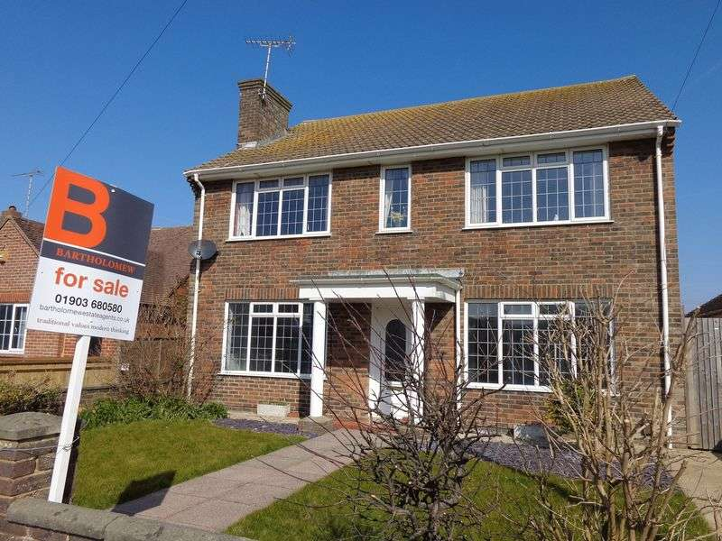 2 Bedrooms Flat for sale in Eirene Road, Worthing