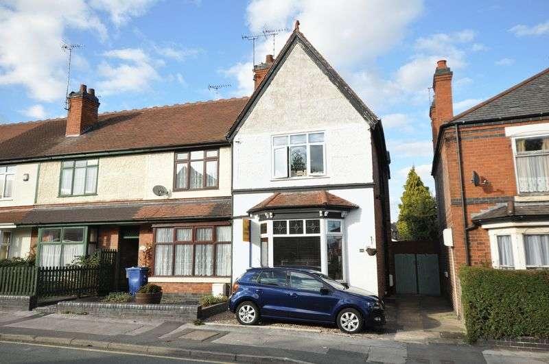 3 Bedrooms House for sale in Belvedere Road, Burton-On-Trent
