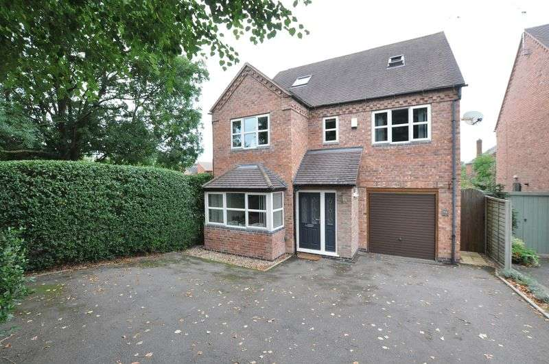5 Bedrooms Detached House for sale in Meadow View, Rolleston-on-Dove, Burton-On-Trent