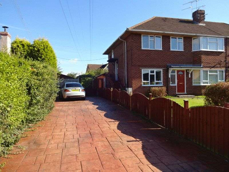 2 Bedrooms Flat for sale in Waresley Court Road, Hartlebury DY11 7TQ