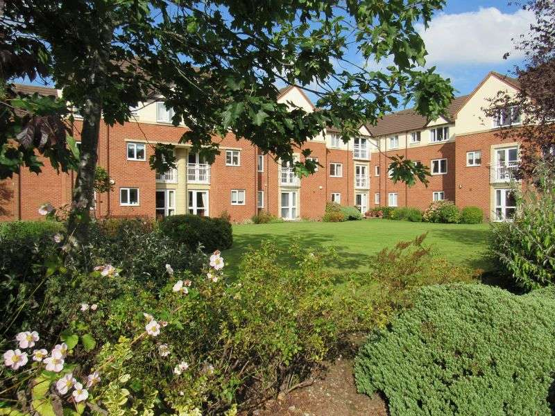 2 Bedrooms Flat for sale in Brunlees Court: PATIO DOORS LEADING ONTO A JULIET BALCONY