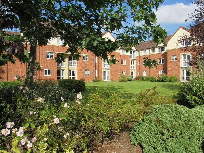2 Bedrooms Flat for sale in Brunlees Court: PATIO DOORS LEADING ONTO A JULIET BALCONY