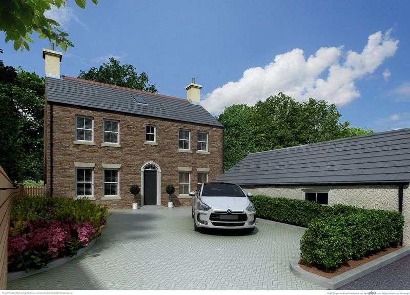 4 Bedrooms Detached House for sale in Forge House, 1b Fort Road, Belfast, BT8 8LX