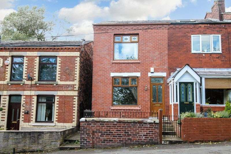 2 Bedrooms Terraced House for sale in Birkett Street, Wigan