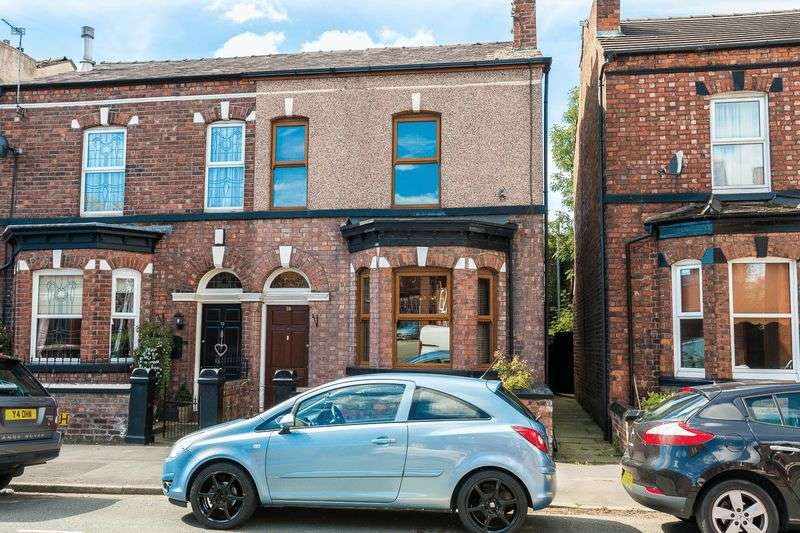 3 Bedrooms Semi Detached House for sale in Dicconson Street, Swinley