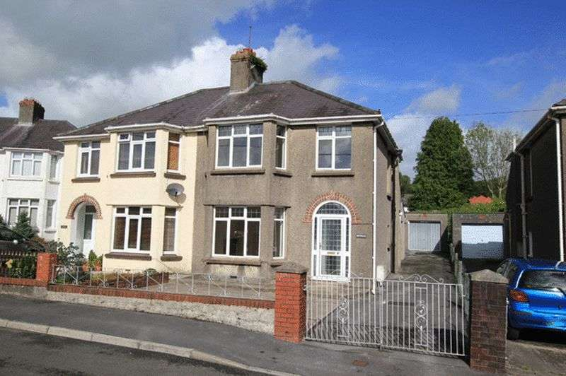 3 Bedrooms Semi Detached House for sale in MILLBROOK CRESCENT, CARMARTHEN