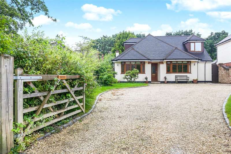 5 Bedrooms Detached House for sale in Almners Road, Lyne, Chertsey, Surrey, KT16
