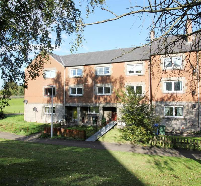 2 Bedrooms Flat for sale in Nailer Road,Camelon, Falkirk