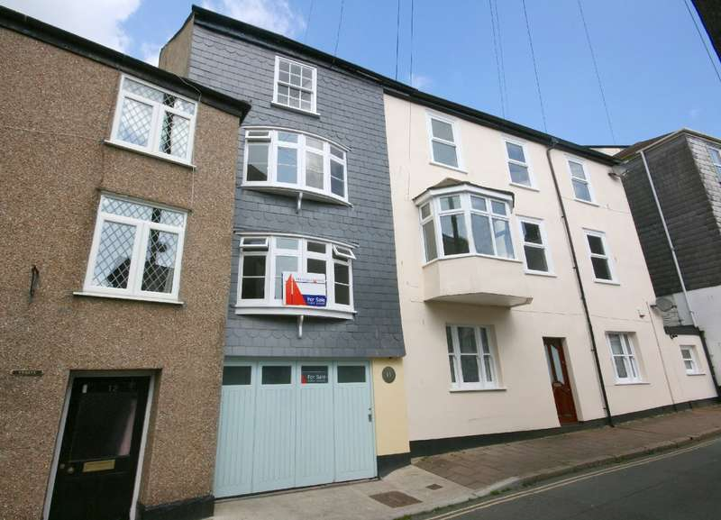 4 Bedrooms Terraced House for sale in 11 Broadstone, Dartmouth