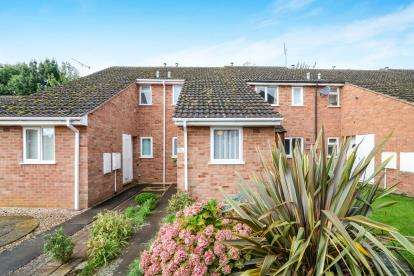 2 Bedrooms Terraced House for sale in Forest Gate, Evesham, Worcester