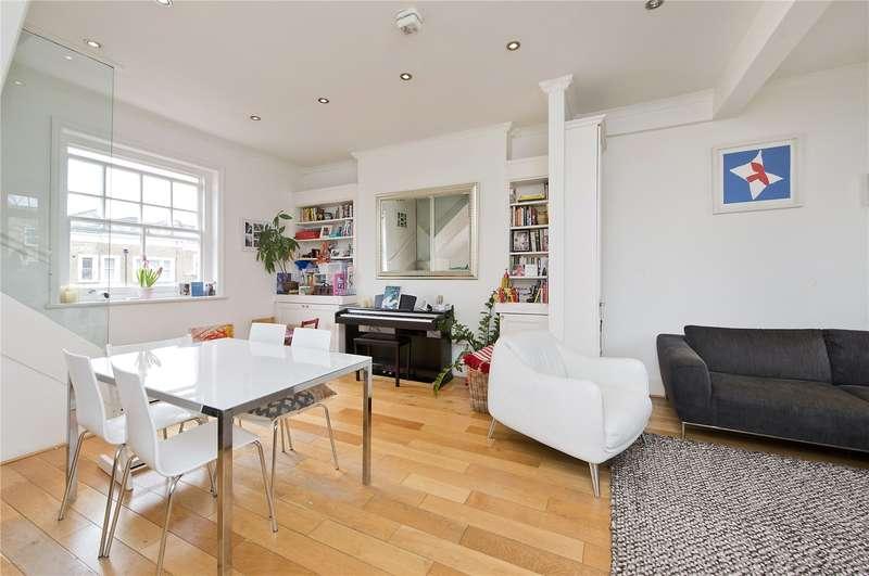 3 Bedrooms Property for sale in Elgin Avenue, London, W9