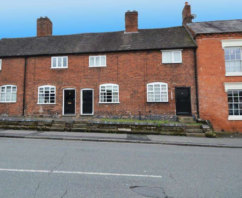 2 Bedrooms Terraced House for sale in Worcester Road, Bromsgrove