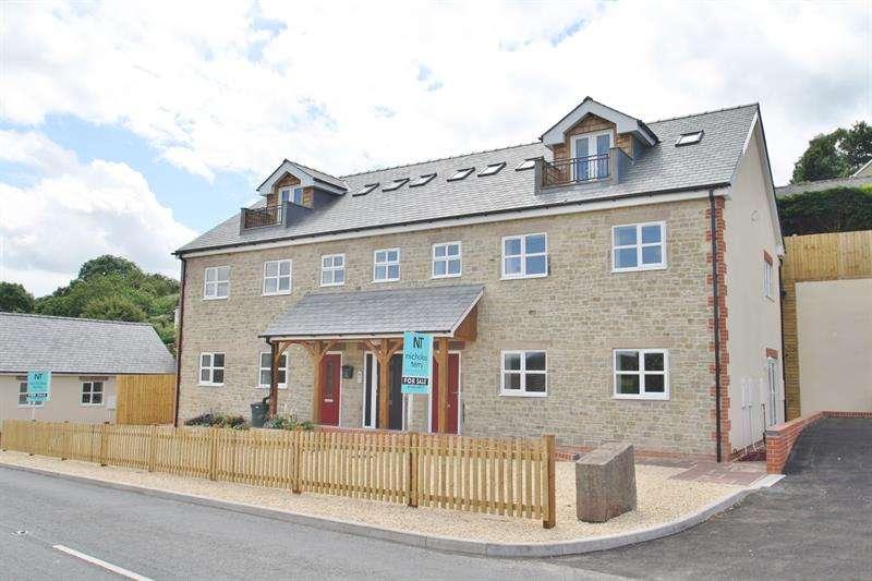 2 Bedrooms Duplex Flat for sale in More Road, Drybrook