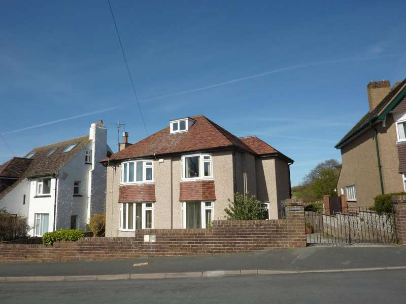 3 Bedrooms Detached House for sale in Conway Crescent, Deganwy, Llandudno, Conwy, LL30 1NS