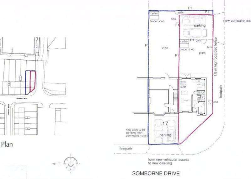 2 Bedrooms Plot Commercial for sale in Somborne Drive, Havant